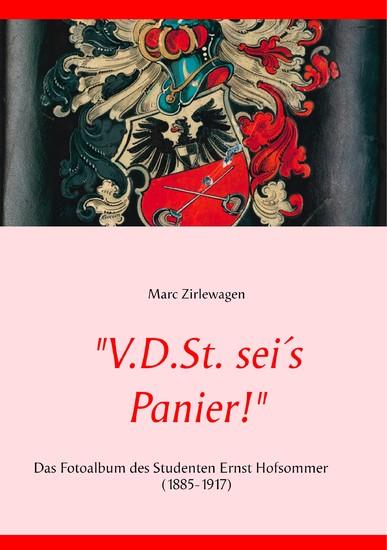 """""""V.D.St. sei´s Panier!"""" - Blick ins Buch"""
