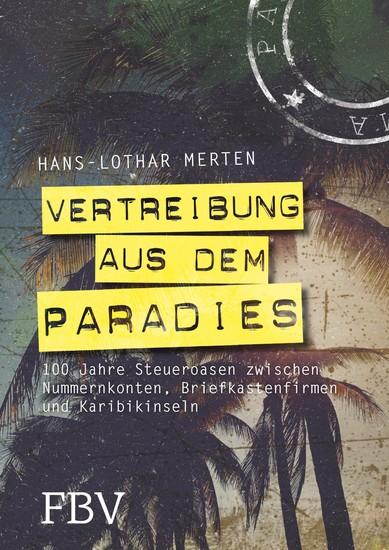 Vertreibung aus dem Paradies - Blick ins Buch