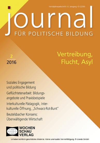 Vertreibung, Flucht, Asyl - Blick ins Buch