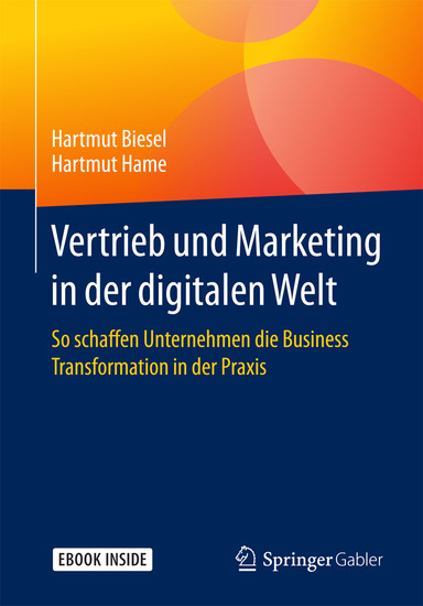Vertrieb und Marketing in der digitalen Welt - Blick ins Buch