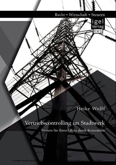 Vertriebscontrolling im Stadtwerk: Steuern Sie Ihren Erfolg durch Kennzahlen - Blick ins Buch