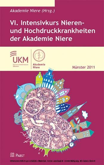 VI. Intensivkurs Nieren- und Hochdruckkrankheiten der Akademie Niere - Blick ins Buch