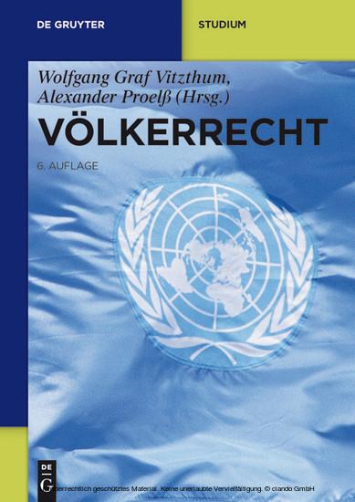 Völkerrecht - Blick ins Buch