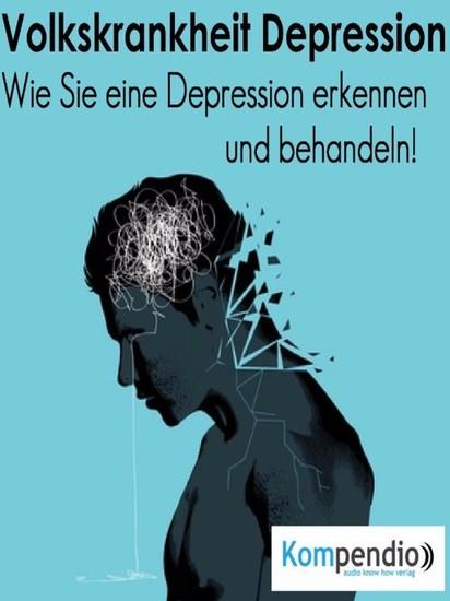 Volkskrankheit Depression: - Blick ins Buch