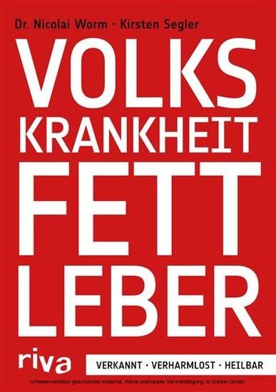 Volkskrankheit Fettleber - Blick ins Buch