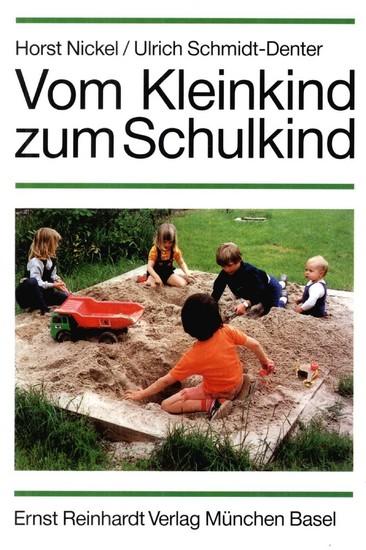 Vom Kleinkind zum Schulkind - Blick ins Buch