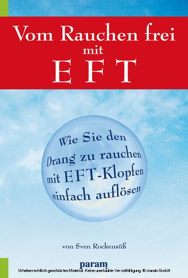 Vom Rauchen frei mit EFT - Blick ins Buch