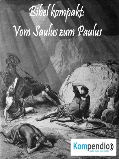 Vom Saulus zum Paulus - Blick ins Buch