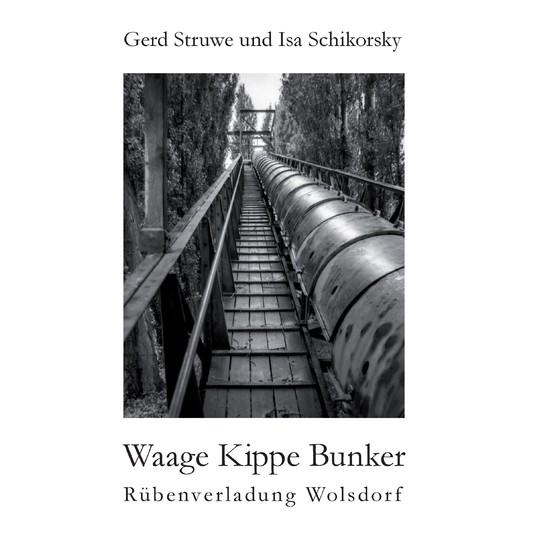 Waage Kippe Bunker - Blick ins Buch