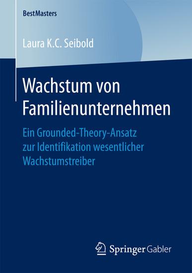 Wachstum von Familienunternehmen - Blick ins Buch