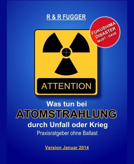 Was tun bei Atomstrahlung durch Unfall oder Krieg - Blick ins Buch