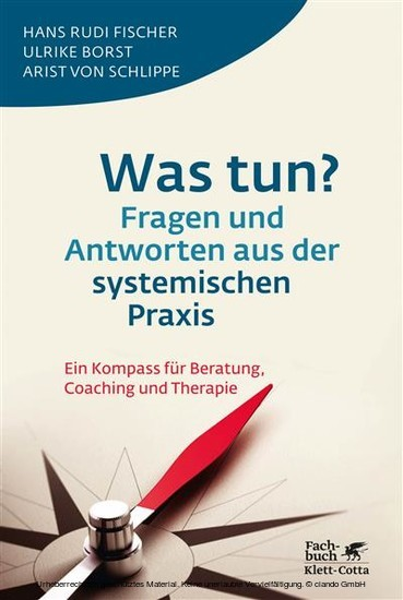 Was tun? Fragen und Antworten aus der systemischen Praxis - Blick ins Buch