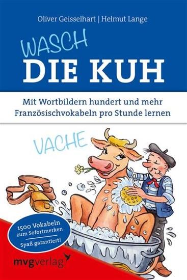 Wasch die Kuh - Blick ins Buch