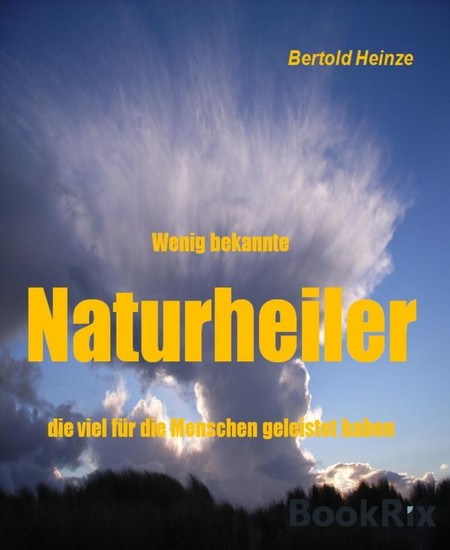 Wenig bekannte Naturheiler - Blick ins Buch