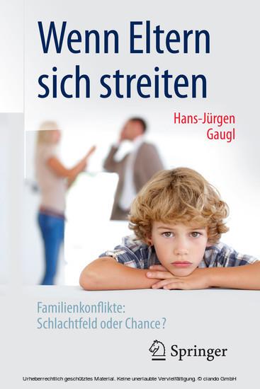Wenn Eltern sich streiten - Blick ins Buch