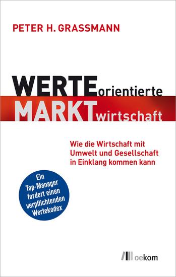 Werteorientierte Marktwirtschaft - Blick ins Buch