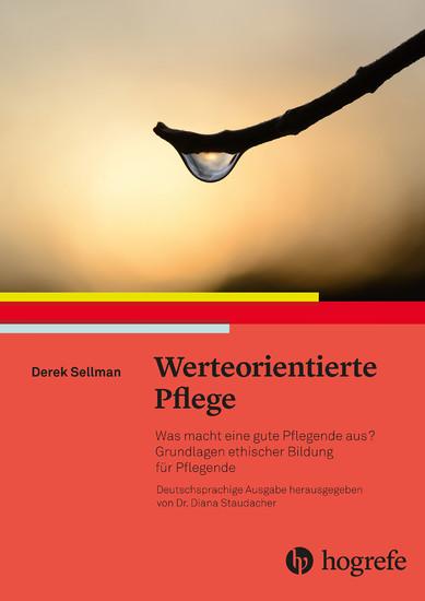 Werteorientierte Pflege - Blick ins Buch