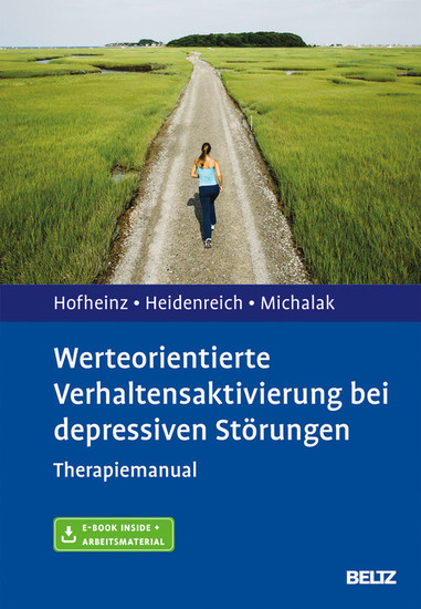 Werteorientierte Verhaltensaktivierung bei depressiven Störungen - Blick ins Buch