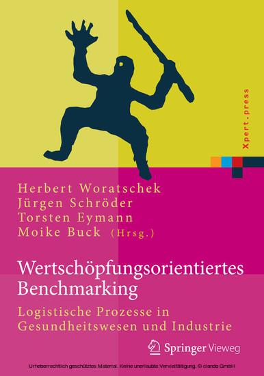 Wertschöpfungsorientiertes Benchmarking - Blick ins Buch