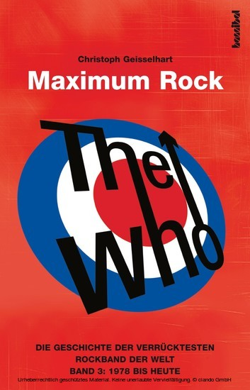 The Who - Maximum Rock III - Blick ins Buch