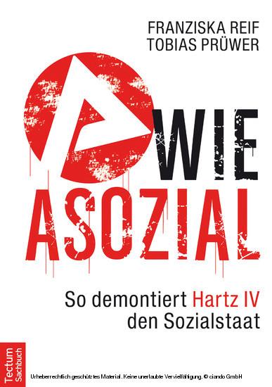 A wie Asozial - Blick ins Buch