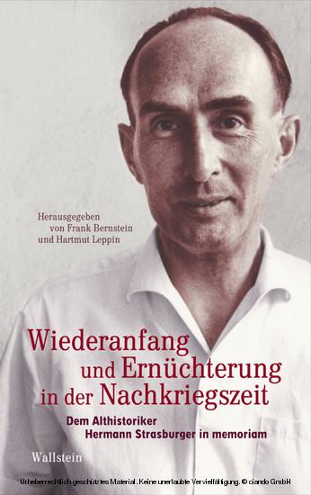 Wiederanfang und Ernüchterung in der Nachkriegszeit - Blick ins Buch