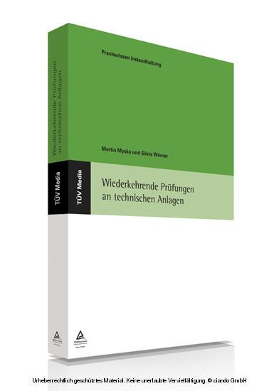 Wiederkehrende Prüfungen an technischen Anlagen (E-Book, PDF) - Blick ins Buch