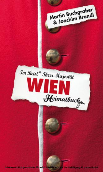 Wien - Im Beisl Ihrer Majestät - ein Heimatbuch - Blick ins Buch
