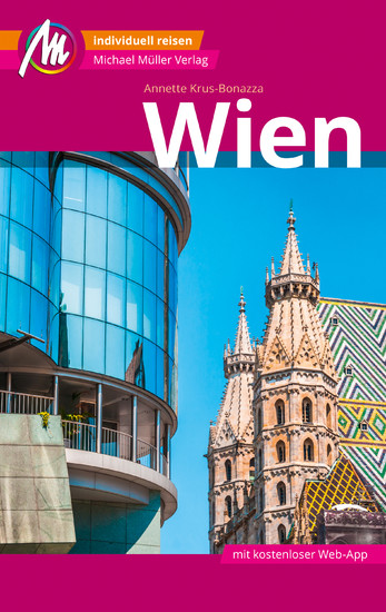 Wien Reiseführer Michael Müller Verlag - Blick ins Buch