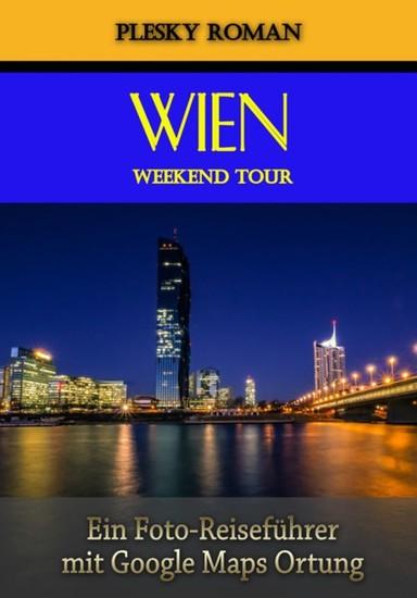 Wien Weekend Tour - Blick ins Buch