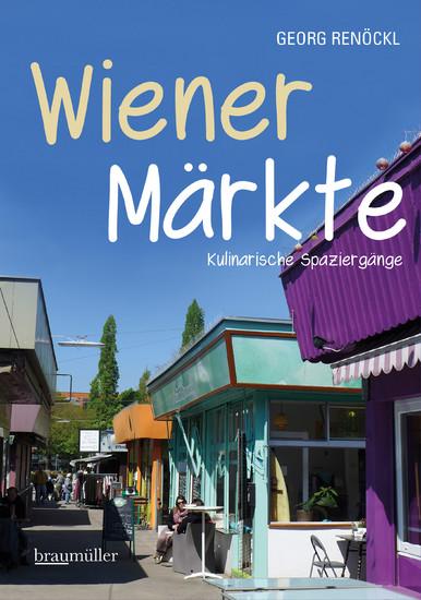 Wiener Märkte - Blick ins Buch