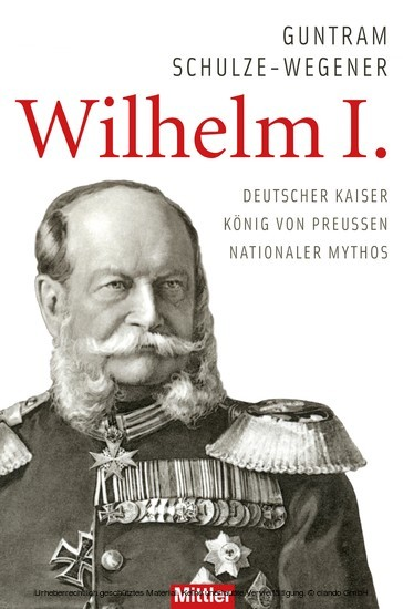Wilhelm I. - Blick ins Buch