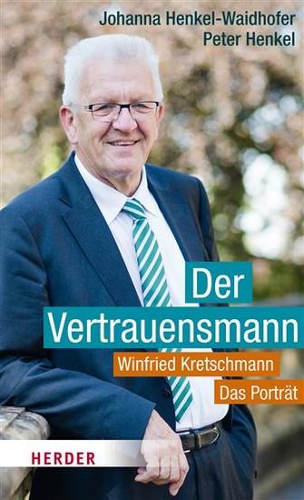 Winfried Kretschmann - Blick ins Buch