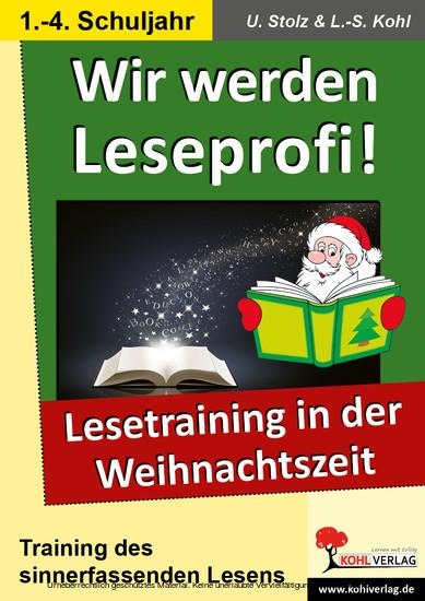Wir werden Leseprofi! - Grundschule - Blick ins Buch