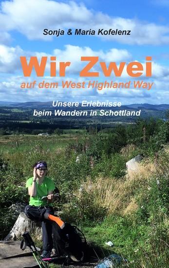 Wir zwei auf dem West Highland Way - Blick ins Buch
