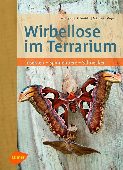 Wirbellose im Terrarium - Blick ins Buch
