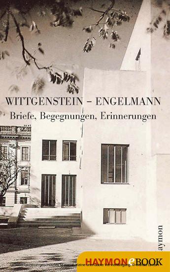 Wittgenstein - Engelmann - Blick ins Buch