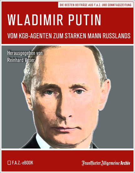 Wladimir Putin - Blick ins Buch