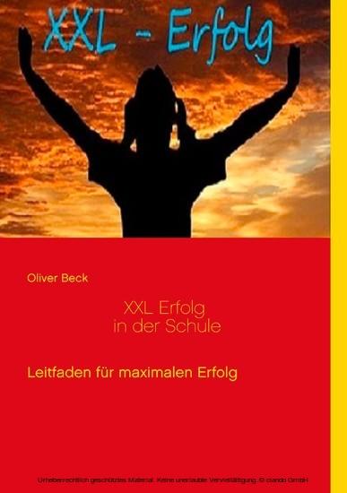 XXL Erfolg in der Schule - Blick ins Buch