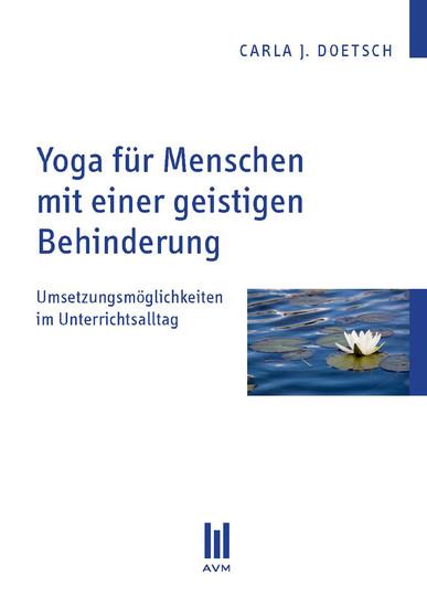 Yoga für Menschen mit einer geistigen Behinderung - Blick ins Buch