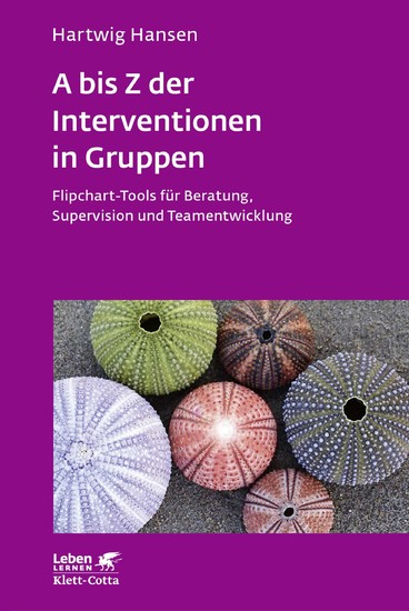 A bis Z der Interventionen in Gruppen - Blick ins Buch