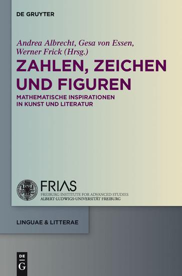 Zahlen, Zeichen und Figuren - Blick ins Buch