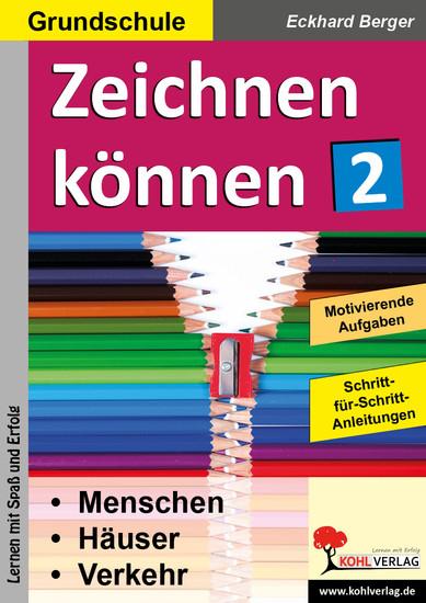 Zeichnen können / Band 2 - Blick ins Buch