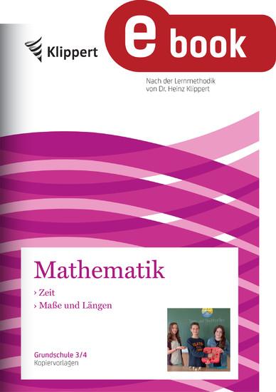 Zeit - Maße und Längen - Blick ins Buch