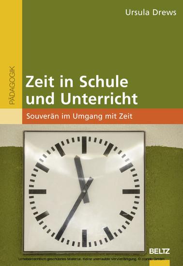Zeit in Schule und Unterricht - Blick ins Buch
