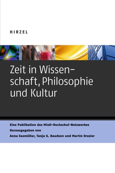 Zeit in Wissenschaft, Philosophie und Kultur - Blick ins Buch