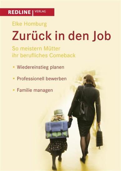 Zurück in den Job - Blick ins Buch