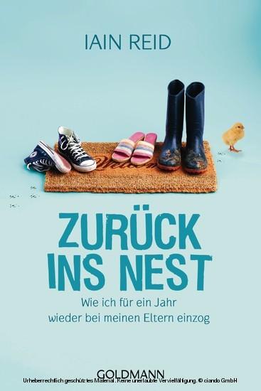 Zurück ins Nest - Blick ins Buch