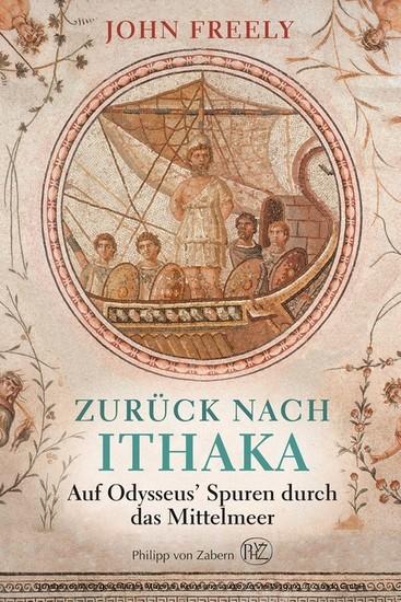Zurück nach Ithaka - Blick ins Buch