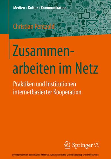 Zusammenarbeiten im Netz - Blick ins Buch